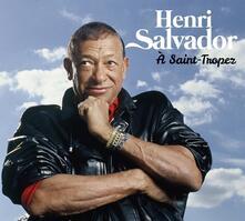 A Saint-Tropez - CD Audio di Henri Salvador