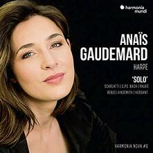 Solo - CD Audio di Anais Gaudemard