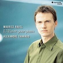 Musica per pianoforte - CD Audio di Maurice Ravel,Alexandre Tharaud