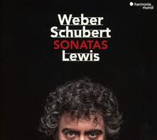 Sonata per pianoforte n.2 op.39 - CD Audio di Carl Maria Von Weber