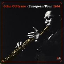 European Tour 1962 - CD Audio di John Coltrane
