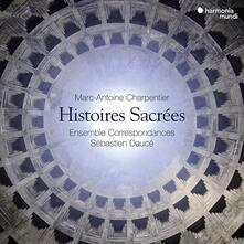 Histoires sacrées - CD Audio di Marc-Antoine Charpentier