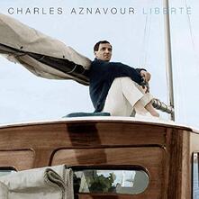 Liberté - Vinile LP di Charles Aznavour
