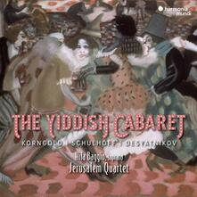 The Yiddish Cabaret - CD Audio di Jerusalem Quartet,Hila Baggio