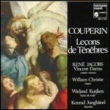 Leçons de ténèbres - CD Audio di François Couperin