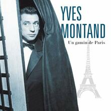 Immortal Characters - CD Audio di Yves Montand