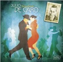 Tierra Querida. Great Masters of Tango - CD Audio di Julio De Caro