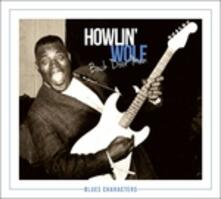Back Door Man - CD Audio di Howlin' Wolf