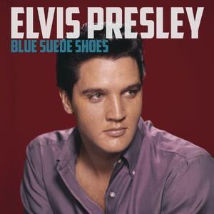 Blue Suede Shoes - Vinile LP di Elvis Presley