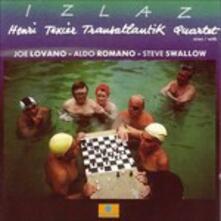 Izlaz - CD Audio di Henri Texier,Transatlantic Quartet