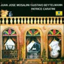 La Bordona - CD Audio di Juan José Mosalini