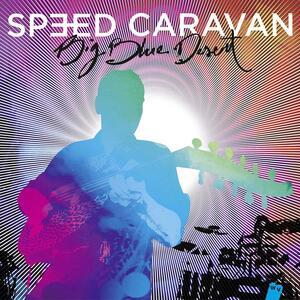 Big Blue Desert - Vinile LP di Speed Caravan