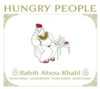 CD Hungry People Rabih Abou-Khalil