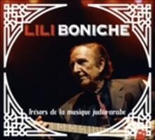 Trésors de la musique judeo-arabe - CD Audio di Lili Boniche
