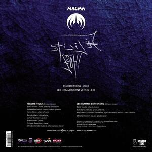 Felicite Thosz - Vinile LP di Magma - 2