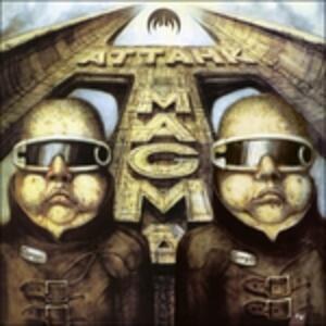 Attahk - Vinile LP di Magma