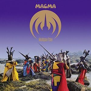 Wurdah Itah - Vinile LP di Magma