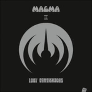 1001 Centrigrades - Vinile LP di Magma