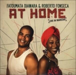 At Home - Vinile LP di Roberto Fonseca