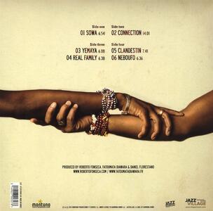 At Home - Vinile LP di Roberto Fonseca - 2