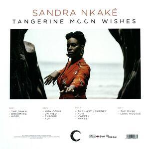 Tangerine Moon Wishes - Vinile LP di Sandra Nkake - 2