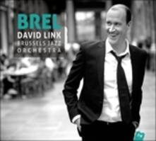 Brel - CD Audio di David Linx