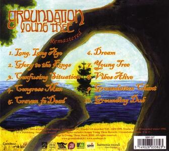 Young Tree - Vinile LP di Groundation - 2