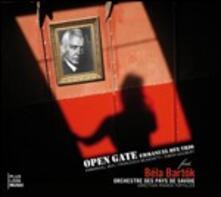 Open Gate - CD Audio di Emmanuel Bex