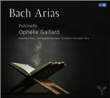 Bach Arias - CD Audio di Johann Sebastian Bach