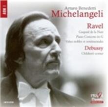 In Memoriam - SuperAudio CD ibrido di Claude Debussy,Arturo Benedetti Michelangeli