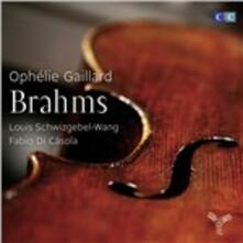 Sonate per violoncello n.1, n.2 - Trio - CD Audio di Johannes Brahms
