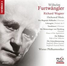 Musica orchestrale - CD Audio di Richard Wagner,Wilhelm Furtwängler