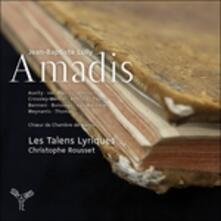 Amadis - CD Audio di Jean-Baptiste Lully