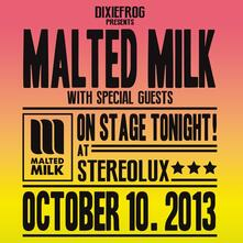 On Stage Tonight - CD Audio di Malted Milk