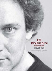 Concerto per violino - CD Audio + DVD di Johannes Brahms