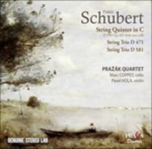 Quintetto op.163 - Trii per archi D471 - CD Audio di Franz Schubert