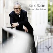 Opere per pianoforte - CD Audio di Erik Satie,Bruno Fontaine