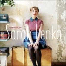 I Don't Dress Fine - CD Audio di Sarah Lenka