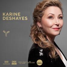Une voix - CD Audio di Karine Deshayes