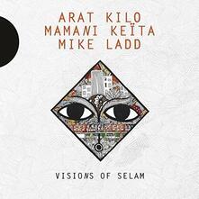 Vision of Selam - CD Audio