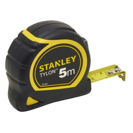 Stanley 0-30-657 rotella metrica 8 m ABS sintetico - 2