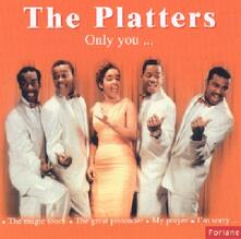 Only You - CD Audio di Platters