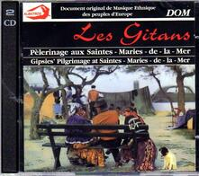 Les Gitans - CD Audio