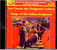 Chants des Emigrants - CD Audio