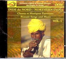 Inde Du Nord vol.1 - CD Audio