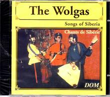 Siberia - CD Audio di Wolgas