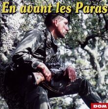 En Avant Les Paras - CD Audio