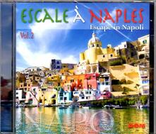 Escale À Naples vol.1 - CD Audio