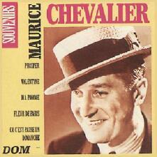 Souvenirs - CD Audio di Maurice Chevalier