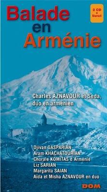 Balade En Armenie - CD Audio